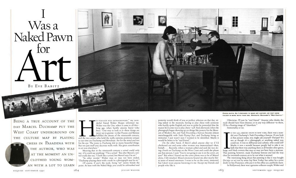 Checked Mate - Los Angeles Magazine