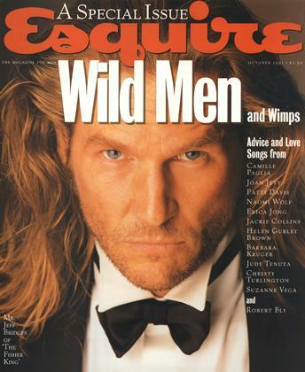 OCTOBER 1991 | Esquire
