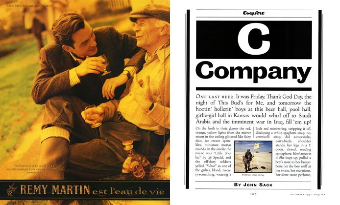 Article Preview: C Company, December 1991 | Esquire