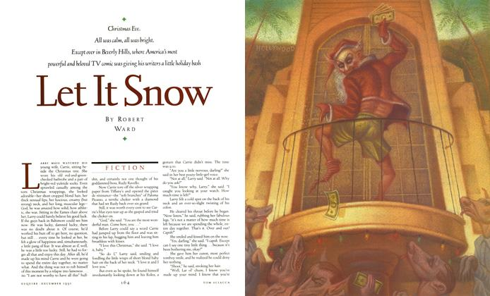Article Preview: Let It Snow, December 1991 | Esquire