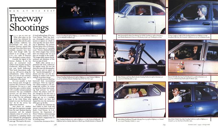 Article Preview: Freeway Shootings, FEBRUARY 1992 1992 | Esquire