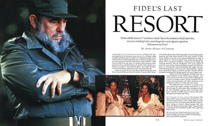 Fidel's Last Resort