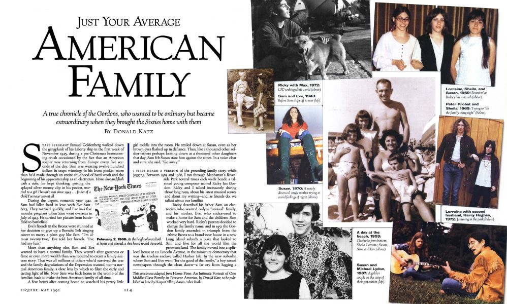 Image result for Average American Family
