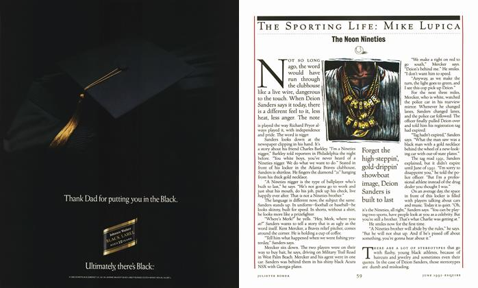 Article Preview: The Neon Nineties, June 1992 | Esquire