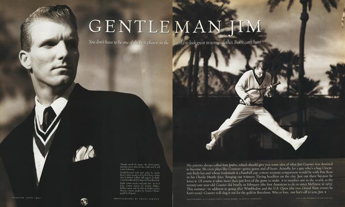 Article Preview: Gentleman Jim, JUNE 1992 1992 | Esquire