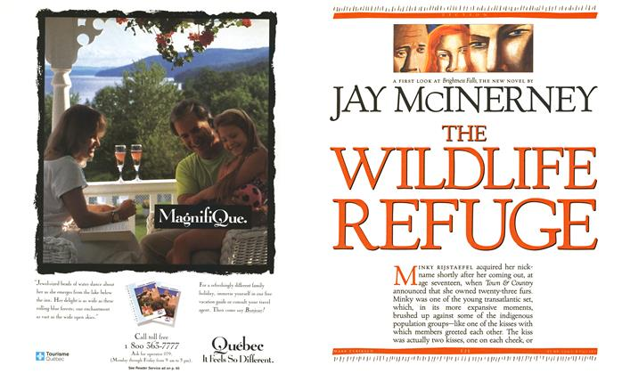 Article Preview: The Wildlife Refuge, June 1992 | Esquire