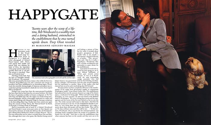 Article Preview: Happygate, JULY 1992 1992 | Esquire