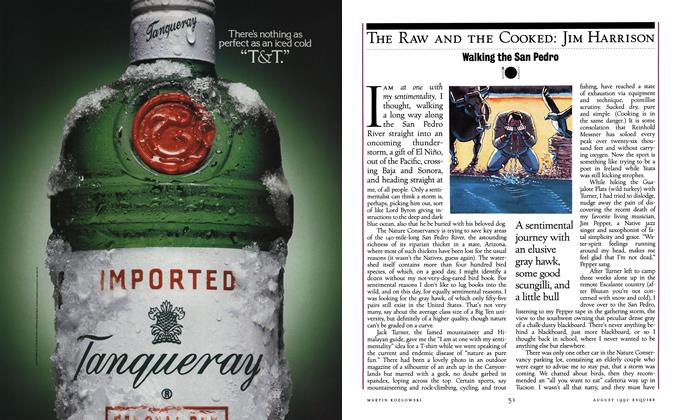 Article Preview: Walking the San Pedro, August 1992 | Esquire