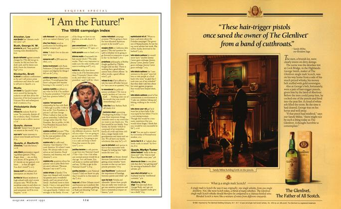 "Article Preview: ""I Am the Future!"", AUGUST 1992 1992 