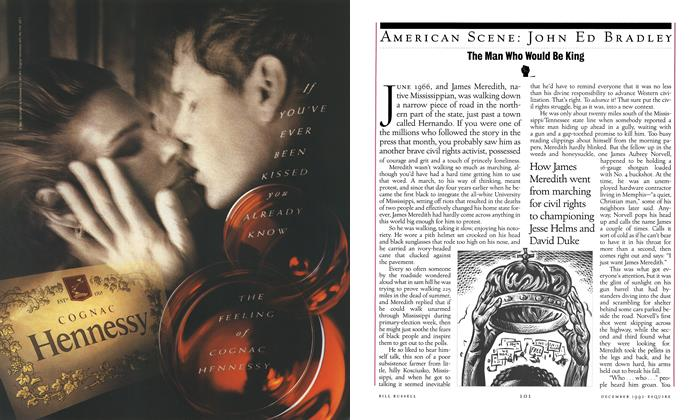 Article Preview: The Man Who Would Be King, December 1992 | Esquire