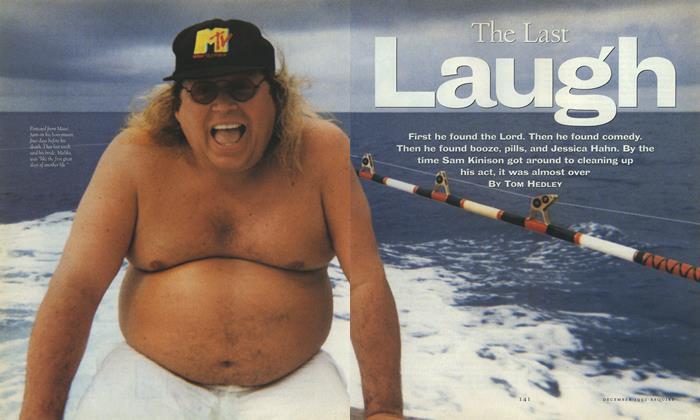 Article Preview: The Last Laugh, DECEMBER 1992 1992 | Esquire