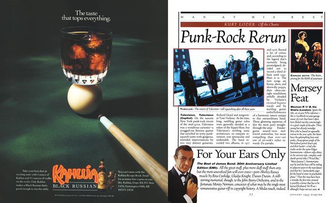 Punk-Rock Rerun
