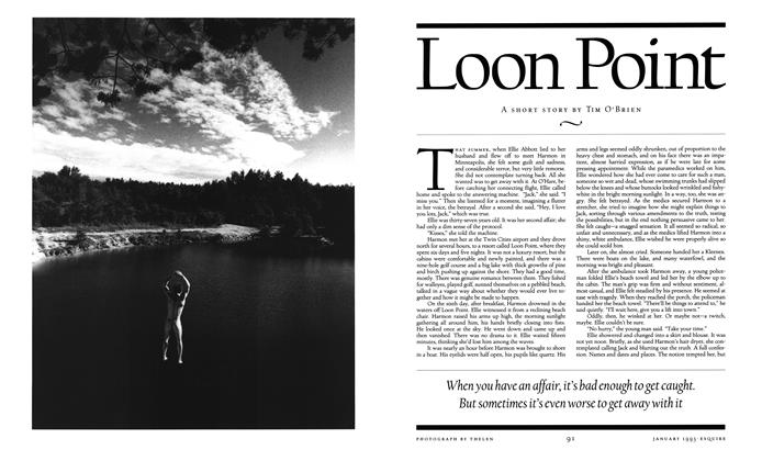 Loon Point