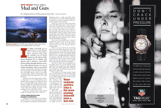Article Preview: Mud and Guts, Spring • Summer 1993 1993 | Esquire
