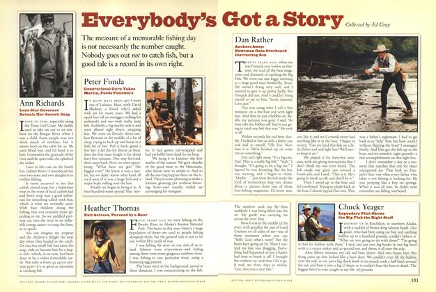 Article Preview: Everybody's Got a Story, Spring • Summer 1993 1993 | Esquire