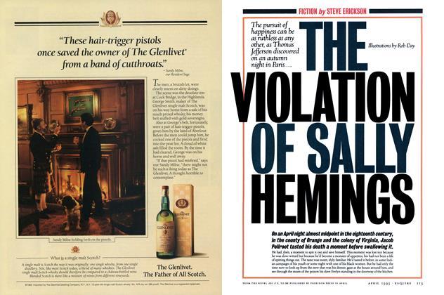 The Violation of Sally Hemings