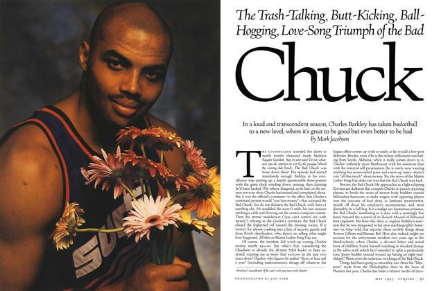 The Trash-Talking, Butt-Kicking, Ball-Hogging, Love-Song Triumph of the Bad Chuck