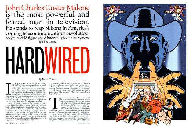 Article Preview: Hardwired, June 1993 | Esquire