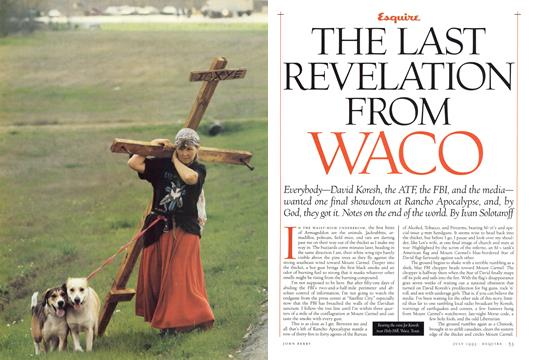 The Last Revelation From Waco