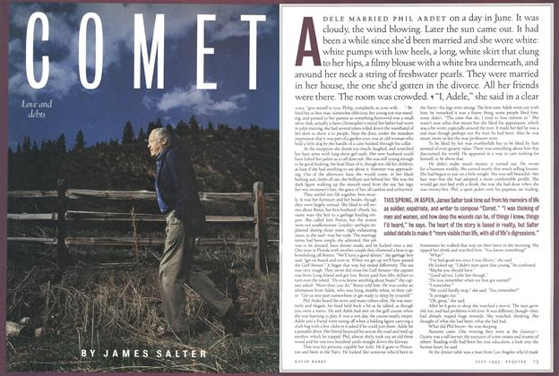 Article Preview: Comet, July 1993 | Esquire