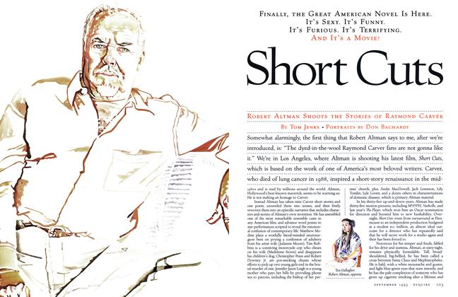 Article Preview: Short Cuts, SEPTEMBER 1993 1993 | Esquire
