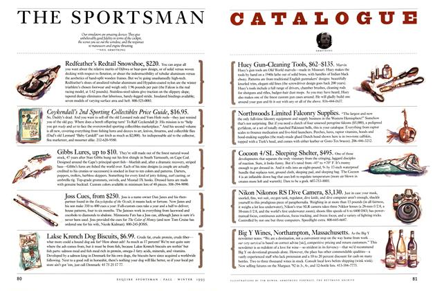 The Sportsman Catalogue