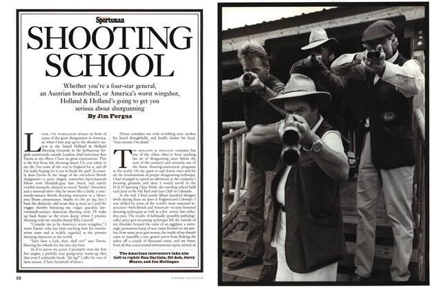 Shooting School