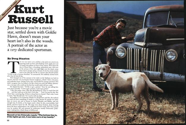Article Preview: Kurt Russell: A Sporting Life, FALL/WINTER 1993 1993   Esquire