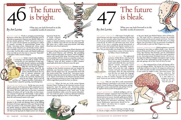 Article Preview: 46 The future is bright., OCTOBER 1993 1993 | Esquire
