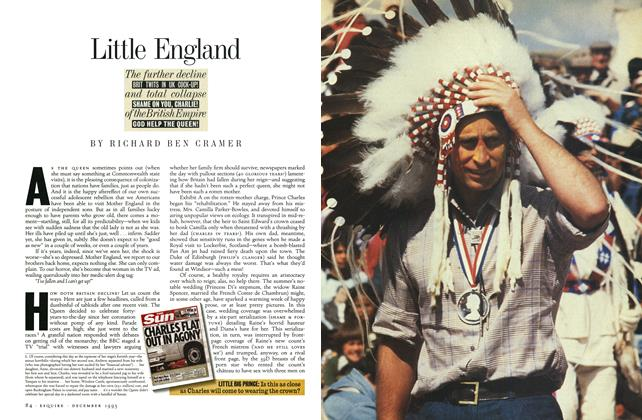 Article Preview: Little England, DECEMBER 1993 1993 | Esquire