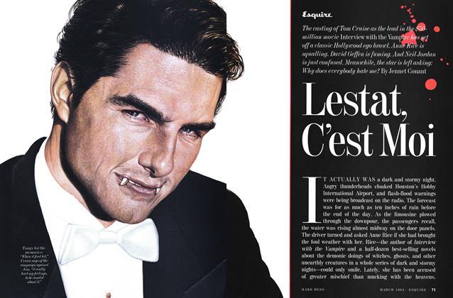 Lestat, C'est Moi