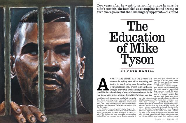 Article Preview: The Education of Mike Tyson, March 1994 | Esquire