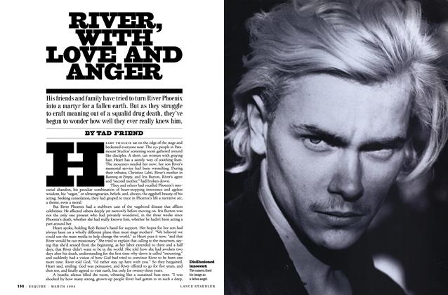 Article Preview: River, with Love and Anger, March 1994 | Esquire
