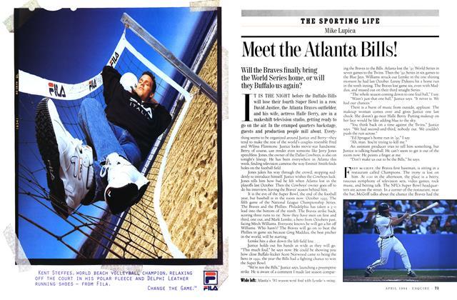 Article Preview: Meet the Atlanta Bills!, APRIL 1994 1994 | Esquire