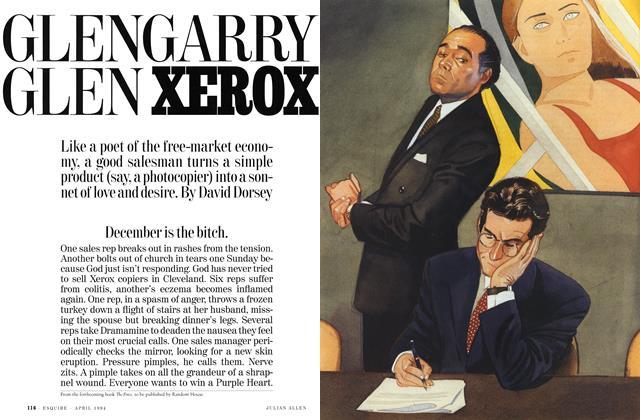 Glengarry Glen Xerox