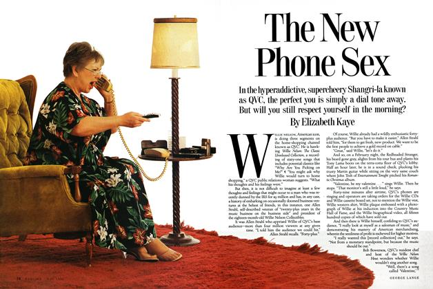 Article Preview: The New Phone Sex, May 1994 | Esquire