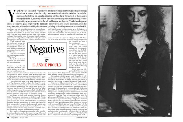Article Preview: Negatives, July 1994 | Esquire