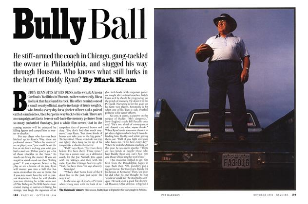 Article Preview: Bully Ball, October 1994 | Esquire