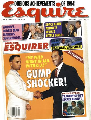 Cover for the January 1995 issue