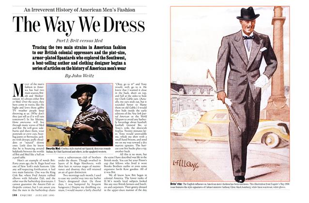 The Way We Dress