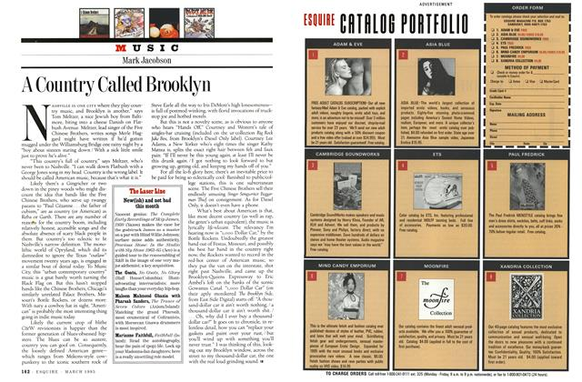 Article Preview: A Country Called Brooklyn, March 1995 | Esquire