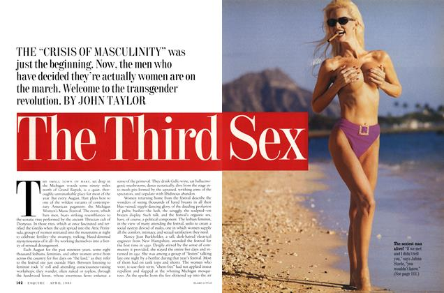 The Third Sex
