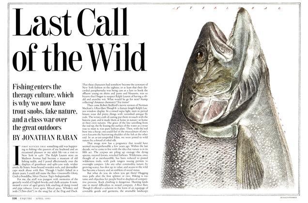Last Call of the Wild