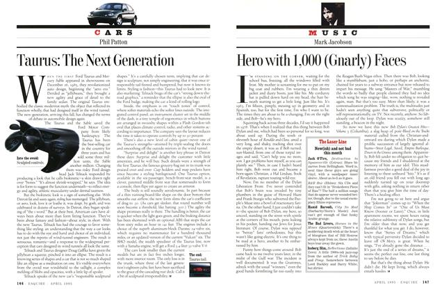 Article Preview: Hero with 1,000 (Gnarly) Faces, April 1995 | Esquire