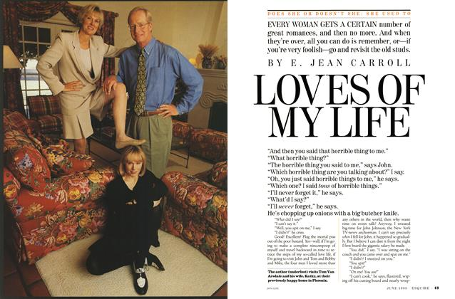 Article Preview: Loves of My Life, June 1995 | Esquire