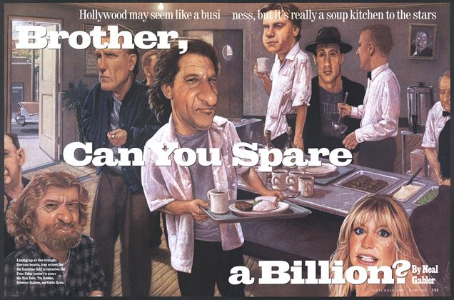 Article Preview: Brother, Can You Spare a Billion?, September 1995 | Esquire