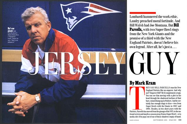Article Preview: Jersey Guy, SEPTEMBER 1995 1995   Esquire