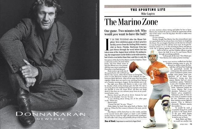 The Marino Zone
