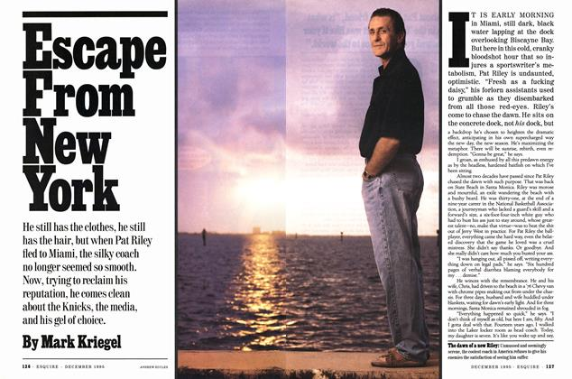 Article Preview: Escape From New York, December 1995 | Esquire