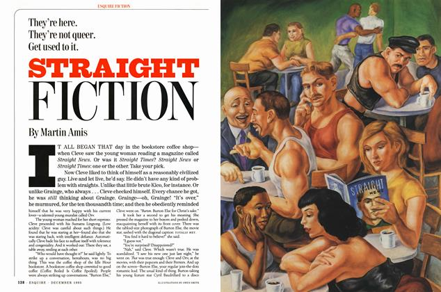 Article Preview: Straight Fiction, December 1995 | Esquire